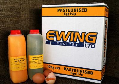 Pasteurised Egg Pulp